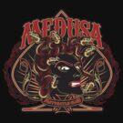 Medusa Motorcycle Club by satansbrand