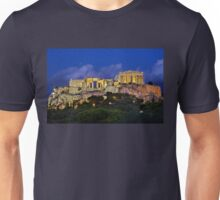 The Parthenon & the Propylaea Unisex T-Shirt