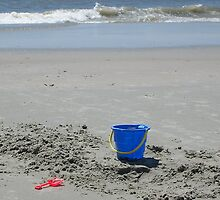 Beach Pail and Shovel by Paulette1021