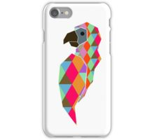 Pattern Zoo. Parrot.  iPhone Case/Skin