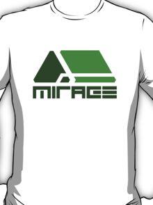 Wipeout - MIRAGE Logo T-Shirt