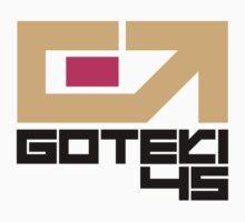 Wipeout 3 - Goteki 45 Logo by nintendino
