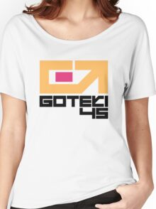 Wipeout 3 - Goteki 45 Logo Women's Relaxed Fit T-Shirt