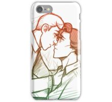 Almost Kiss iPhone Case/Skin