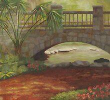 Arboretum Bridge by Beth Johnston
