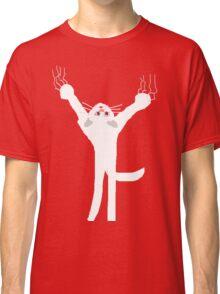 KLINGON KAT White T SHIRT  Classic T-Shirt