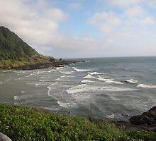 Cape Perpetua...Oregon by trueblvr