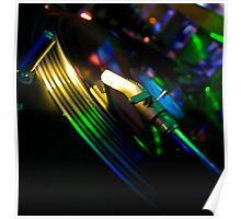 DJ's Decks Poster