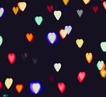 Heart Lights by Jenn Kellar