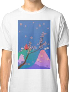 Hanami Season in Japan Classic T-Shirt