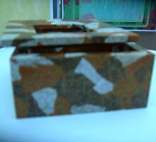 Decopatched box by anaisnais