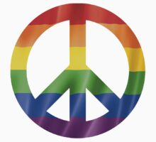 CND Pride Peace Sign T Shirts, Stickers and Other Gifts Kids Clothes