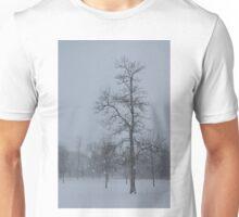 Whispering Snowflakes Unisex T-Shirt