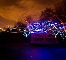 Playing on the Roundabout by Nick Acott