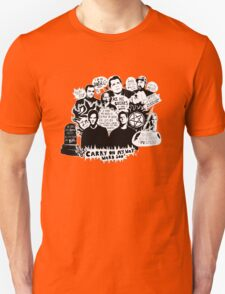 Supernatural Quotes Unisex T-Shirt