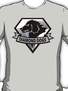 Diamond Dogs - 2015 Edition  (MGSV) T-Shirt