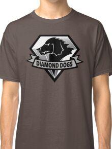 Diamond Dogs - 2015 Edition  (MGSV) Classic T-Shirt