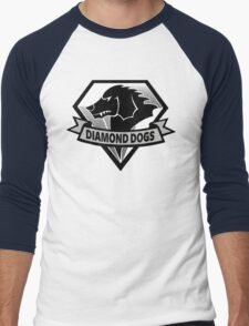 Diamond Dogs - 2015 Edition  (MGSV) Men's Baseball ¾ T-Shirt