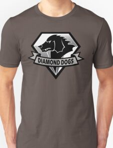 Diamond Dogs - 2015 Edition  (MGSV) T-Shirt