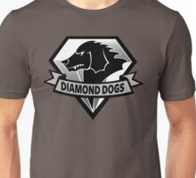 Diamond Dogs - 2015 Edition  (MGSV) Unisex T-Shirt