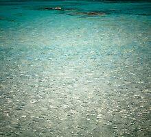 Into the Blue - beautiful Greek sea. by eyeshoot