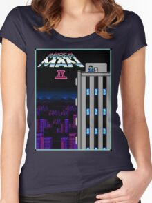 MegaMan2 Women's Fitted Scoop T-Shirt