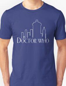Doctor Who x Frasier mashup – The Doctor, Frasier Crane, Whovian Unisex T-Shirt