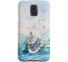 Up and Over...Downunder Samsung Galaxy Case/Skin