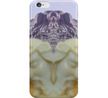 Thumb Butte Prescott, AZ iPhone Case/Skin