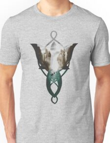 Evenstar at the Argonath Unisex T-Shirt