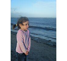 Jac ~ Altona Beach  Photographic Print
