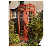 Boxley phone box Poster