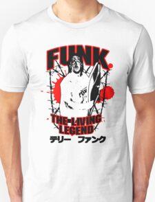 Terry Funk T-shirt Unisex T-Shirt