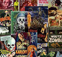 Monster Movies by Jenn Kellar