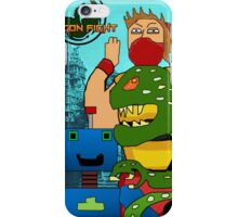 Video Game Characters Dragon Fight iPhone Case/Skin
