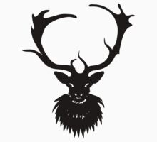 Mysterious Stag 2 One Piece - Short Sleeve