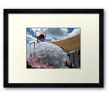 The Bucket ~ Leanyer Recreation Park ~ Northern Territory Framed Print