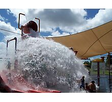 The Bucket ~ Leanyer Recreation Park ~ Northern Territory Photographic Print