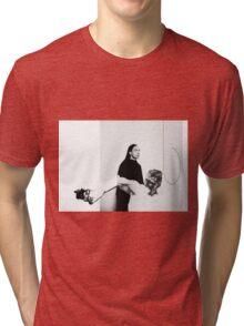 rick owens arm Tri-blend T-Shirt