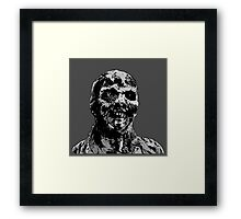 Zombi ii Framed Print