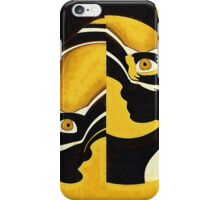 Curvilinear Project  No. 337 iPhone Case/Skin