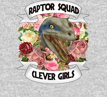 Raptor Squad girl gang back patch Unisex T-Shirt