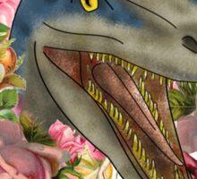 Raptor Squad girl gang back patch Sticker