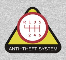 Anti-Theft System (Pattern 5) (light) by ShopGirl91706