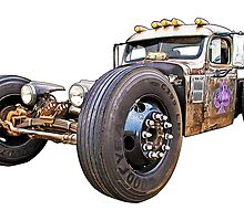 Beach Blanket Rat Rod Products from VivaChas! by ChasSinklier