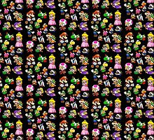 Paper Mario Collection by SvenjaMarc