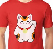 Traditional Lucky cat Unisex T-Shirt