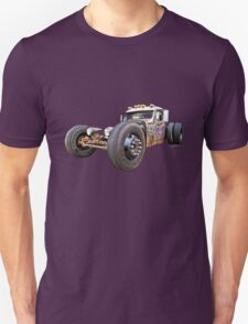 Beach Blanket Rat Rod Products from VivaChas! T-Shirt