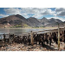 The Five Sisters Of Kintail Photographic Print