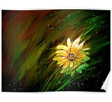 Flowers...Daisy Poster